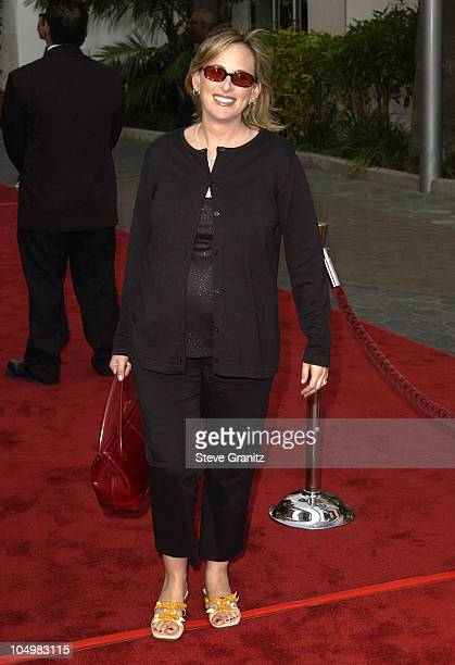 Marlee Matlin during The Bourne Identity Premiere at Loews Cineplex Universal Studios Cinema in Universal City California United States