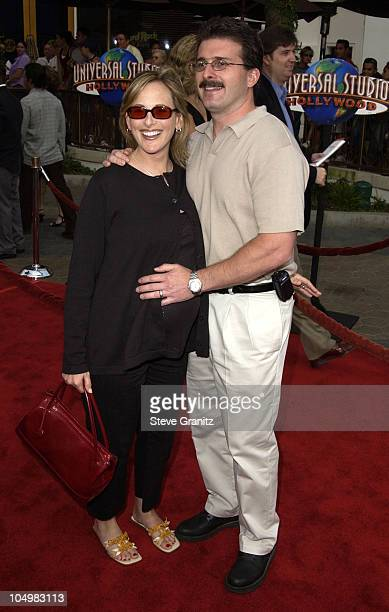 Marlee Matlin husband during The Bourne Identity Premiere at Loews Cineplex Universal Studios Cinema in Universal City California United States