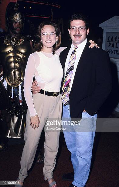 Marlee Matlin husband Kevin Grandalski during Planet Hollywood Openning at Forum Shops at Caesars at Forum Shops at Caesars in Las Vegas Nevada...