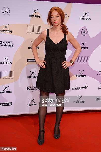 Marleen Lohse attend the First Steps Award 2014 at Stage Theater on September 15 2014 in Berlin Germany