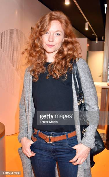 Marleen Lohse attends the Audible studios opening at Schumannstrasse on November 28, 2019 in Berlin, Germany.