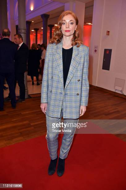 Marleen Lohse attends the Deutscher Hoerfilmpreis on March 19 2019 in Berlin Germany