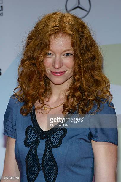 Marleen Lohse attends the First Steps Award 2013 at Stage Theater on September 16 2013 in Berlin Germany