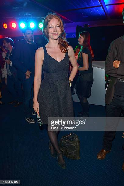 Marleen Lohse attends the First Steps Award 2014 at Stage Theater on September 15 2014 in Berlin Germany