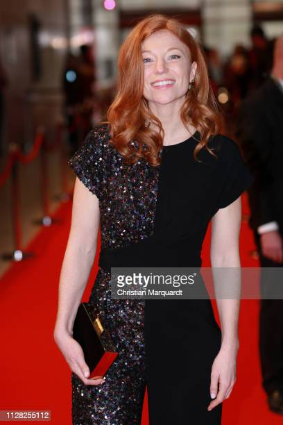 "Marleen Lohse attends the premiere of the film ""CLEO"" during the 69th Berlinale International Film Festival at Haus der Kulturen der Welt on February..."