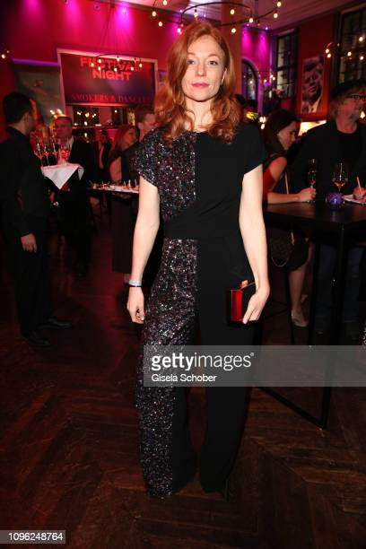 Marleen Lohse during the BUNTE BMW Festival Night at Restaurant Gendarmerie during the 69th Berlinale Filmfestival on February 8 2019 in Berlin...