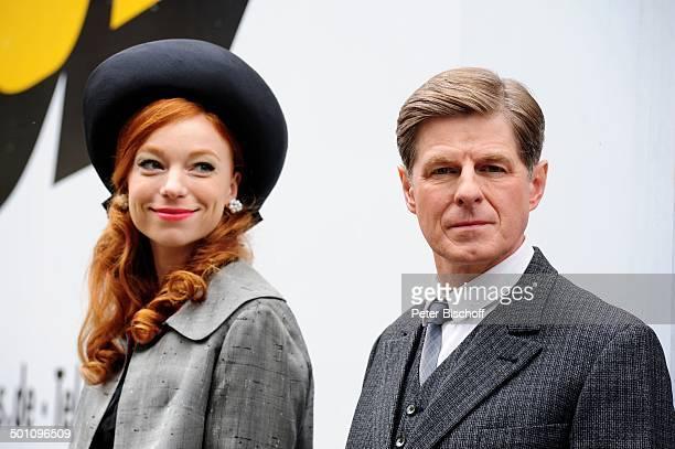 Marleen Lohse Horst Kummeth 2teiliger ZDFFilm Deckname Luna Augsburg Bayern Deutschland Europa Fernsehfilm Film Schauspielerin Schauspieler Promi BB...