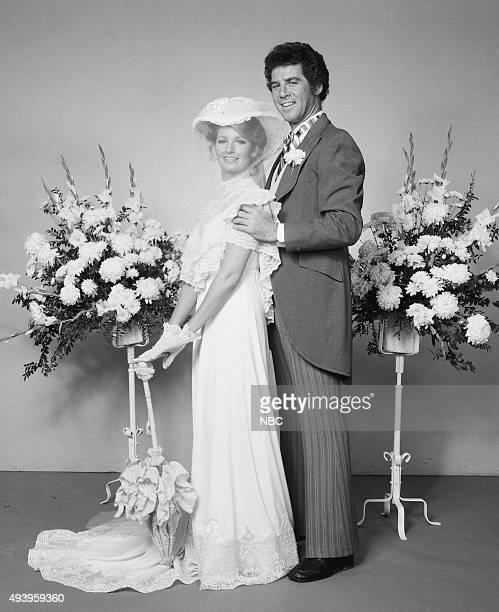 LIVES Marlena Evans and Don Craig Wedding Pictured Deidre Hall as Marlena Evans Jed Allan as Don Craig