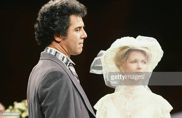 LIVES Marlena Evans and Don Craig Wedding Pictured Jed Allan as Don Craig Deidre Hall as Marlena Evans