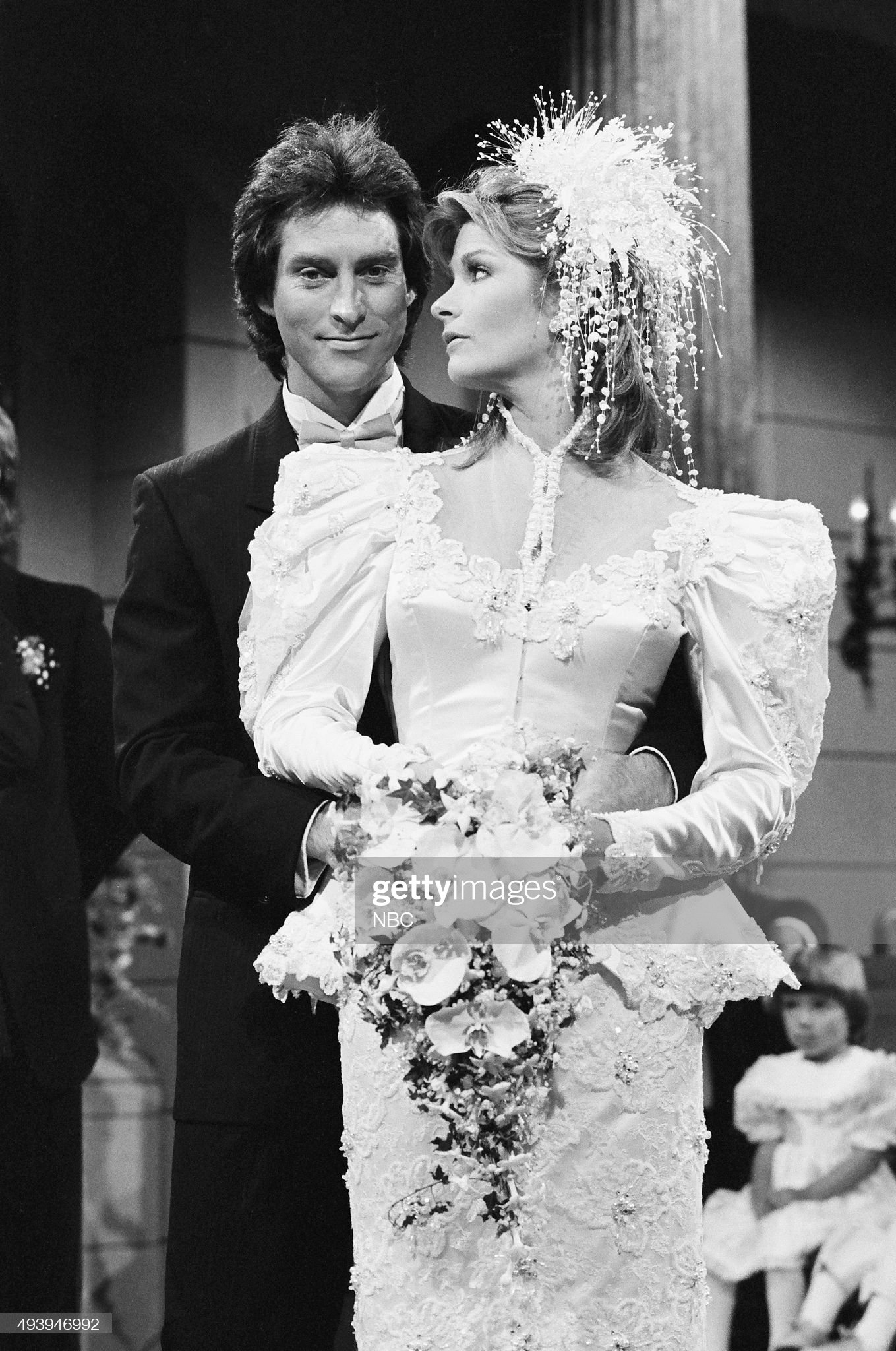 marlena-evans-roman-brady-wedding-pictured-drake-hogestyn-as-roman-picture-id493946992