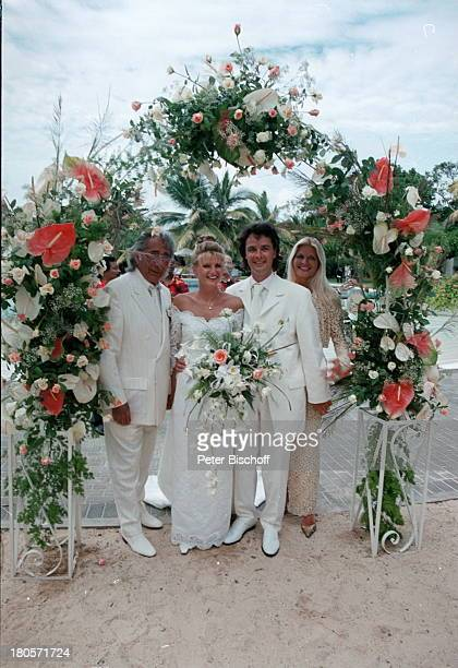 Marlene Charell Ehemann RogerPappini Bräutigam Christian Fresz Braut Angelina Pappini Mauritius/Indischer Ozean/Afrika TrioletHotel Trou aux biches...