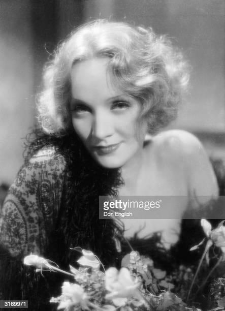 Marlene Dietrich as Shanghai Lily in the film 'Shanghai Express', directed by Josef von Sternberg.