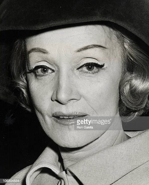 Marlene Dietrich during Marlene Dietrich Press Conference September 25 1967 at L'Etoile in New York City New York United States