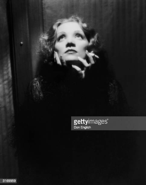 Marlene Dietrich in her role as Shanghai Lily in the film 'Shanghai Express' directed by Josef von Sternberg