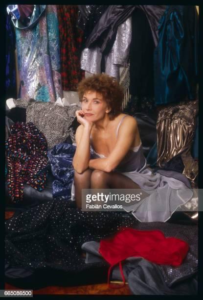 Marlene Jobert among costume changes