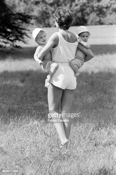 Eva Green and Joy Green