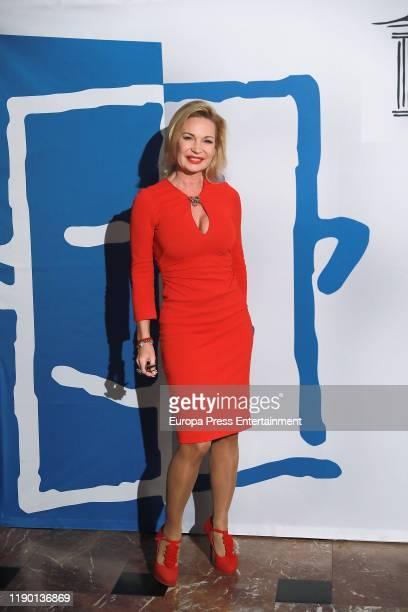 Marlene Mourreau attends AISGE awards on November 25 2019 in Madrid Spain