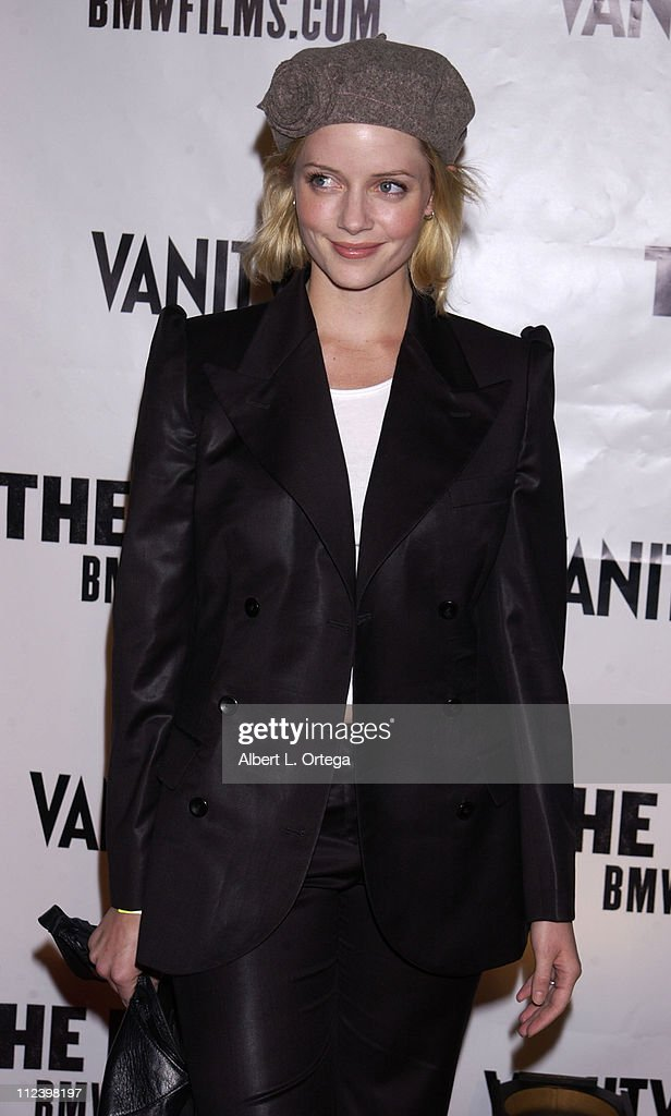 Marley Shelton during 'The Hire' Premiere at ArcLight Cinemas in Hollywood, California, United States.