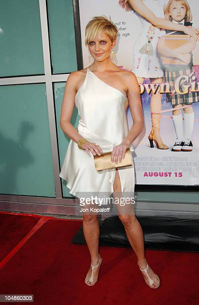 """Marley Shelton during """"Uptown Girls"""" Los Angeles Premiere at ArcLight Cinerama Dome in Hollywood, California, United States."""