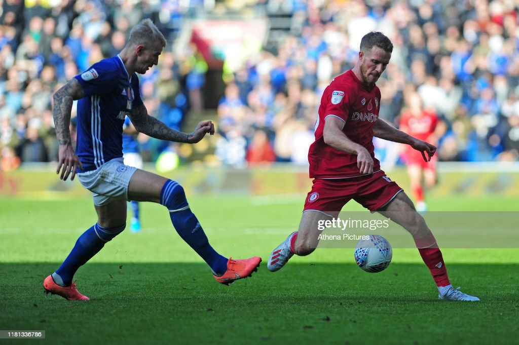 Cardiff City v Bristol City - Sky Bet Championship : News Photo