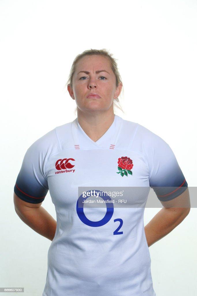 England Women Squad Photocall : News Photo