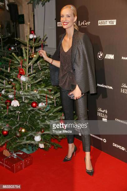 Marlies Pfeifhofer during Lena Gerckes Christmas Dinner Partyat Hygge on November 30 2017 in Hamburg Germany