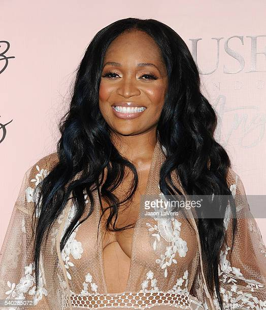 Marlo Hampton attends the House of CB flagship store launch at House Of CB on June 14 2016 in West Hollywood California