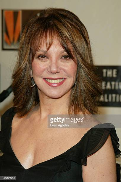 Marlo Thomas at the Creative Coalition's Seconding the First gala benefit concert at the Hammerstein Ballroom in New York City October 29 2002 Photo...