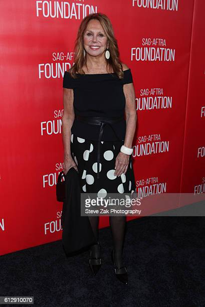 Marlo Thomas attends The Grand Opening Of SAG-AFTRA Foundation's Robin Williams Center at SAG-AFTRA Foundation Robin Williams Center on October 5,...