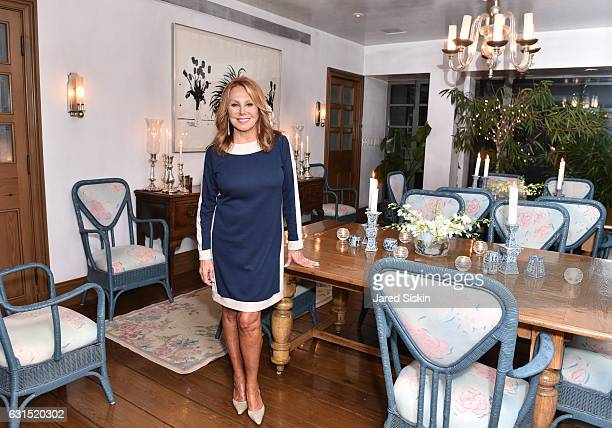 Marlo Thomas attends The HSN Celebration for Marlo Thomas' Debut Fashion Line That Woman By MARLO THOMAS Launching January 19th at a Private...
