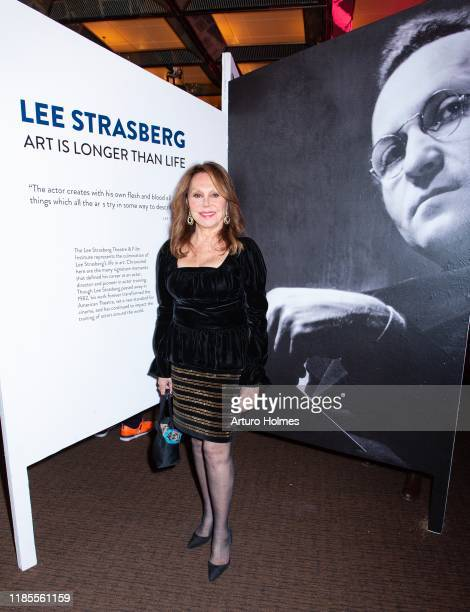Marlo Thomas attends The Lee Strasberg Theatre Film Institute 50th Anniversary Celebration at NYU's Rosenthal Pavilion on November 04 2019 in New...