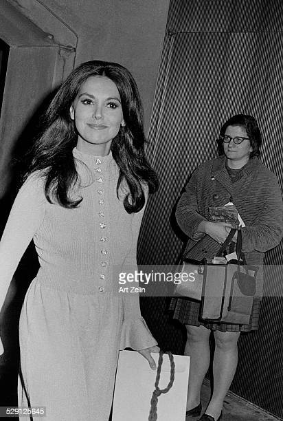 Marlo Thomas circa 1970 New York