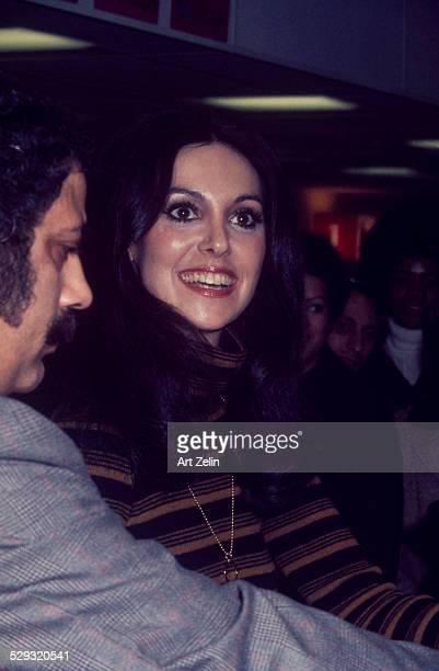 Marlo Thomas closeup circa 1970 New York