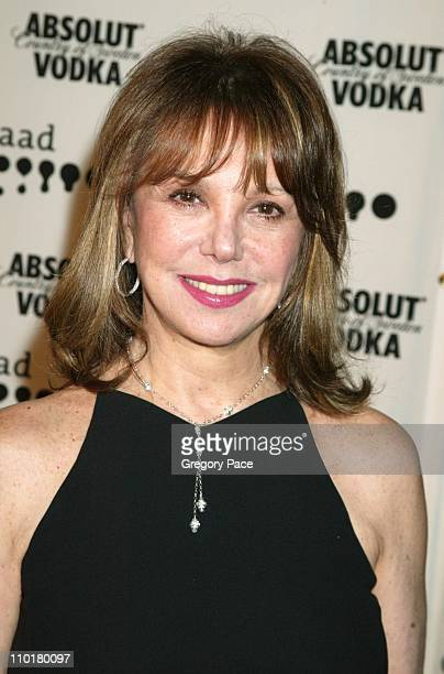 Marlo Thomas during 14th Annual GLAAD Media AwardsArrivals at Marriott Marquis Hotel in New York NY United States