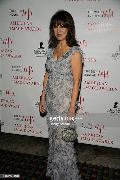 Marlo Thomas during 28th Annual American Image Awards Arrivals at Hyatt in New York City New York United States