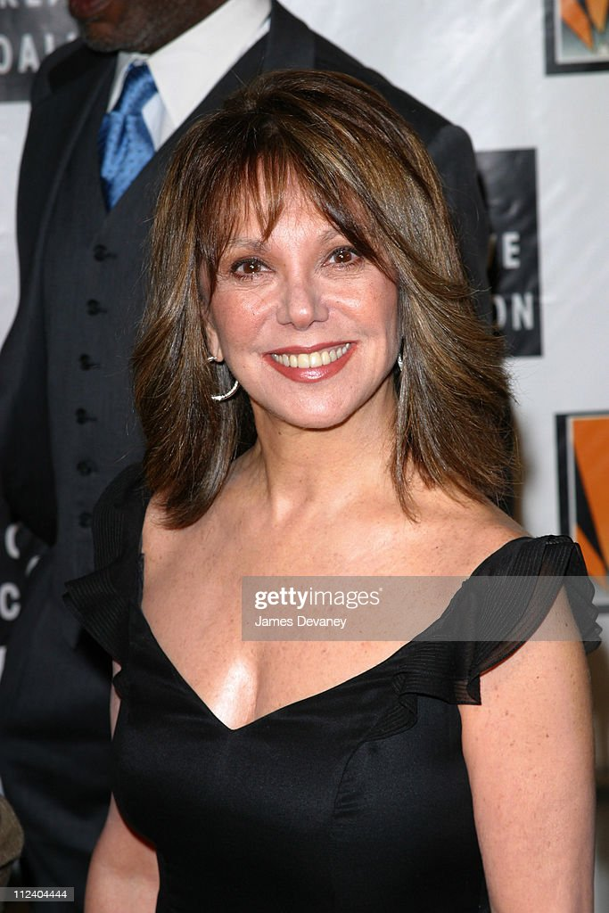 Marlo Thomas during Creative Coalition's 'Seconding the First' Gala Benefit Concert at Hammerstein Ballroom in New York City, New York, United States.