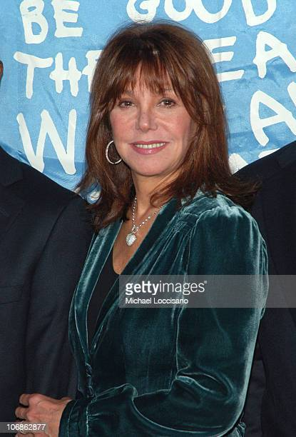 Marlo Thomas during the Children's Defense Fund's 2006 Winter Benefit Luncheon at the Rainbow Room in New York New York on January 12 2006