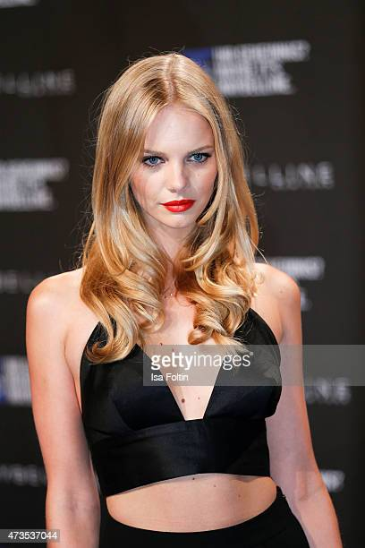 Marloes Horst attends the Maybelline 100th anniversary celebrations on May 15 2015 in Berlin Germany