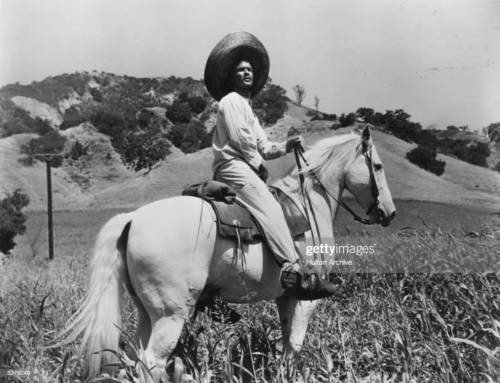 Viva Zapata! : News Photo