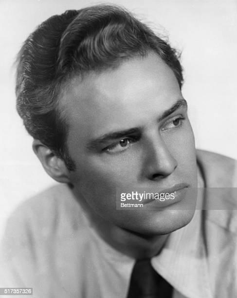 Marlon Brando. Undated photograph.