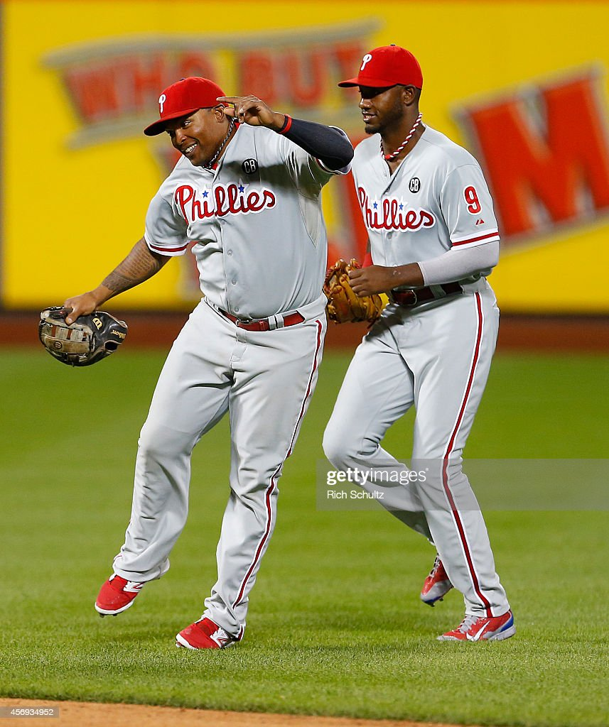 Philadelphia Phillies v New York Mets