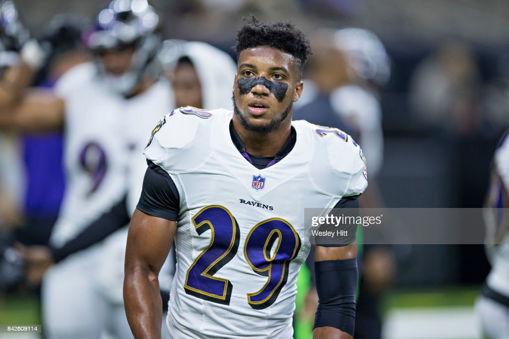 Baltimore Ravens v New Orleans Saints : ニュース写真