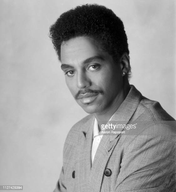 Marlon Jackson brother of pop icon of Michael Jackson poses for a portrait in Hollywood California