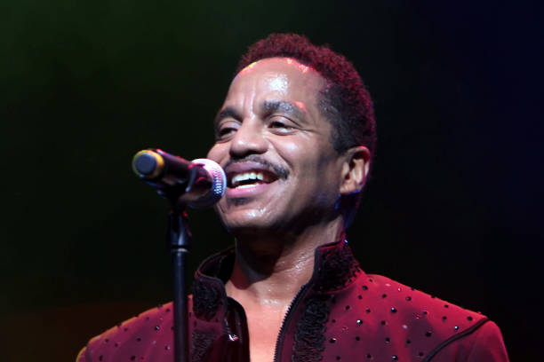 In Profile: Marlon Jackson Photos and Images | Getty Images