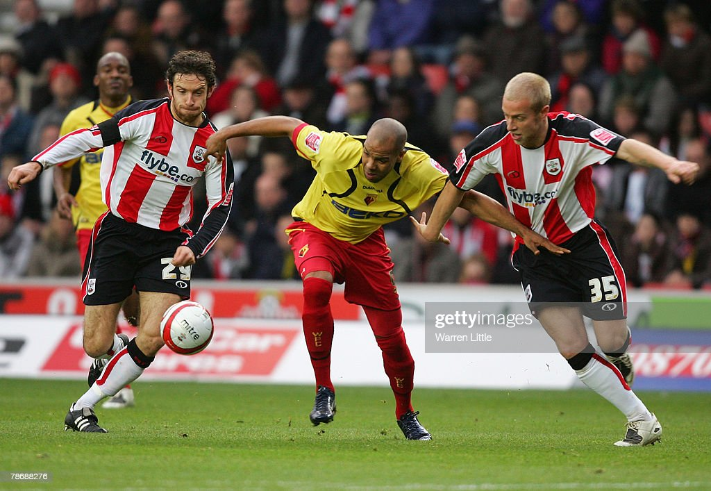 Southampton v Watford : News Photo
