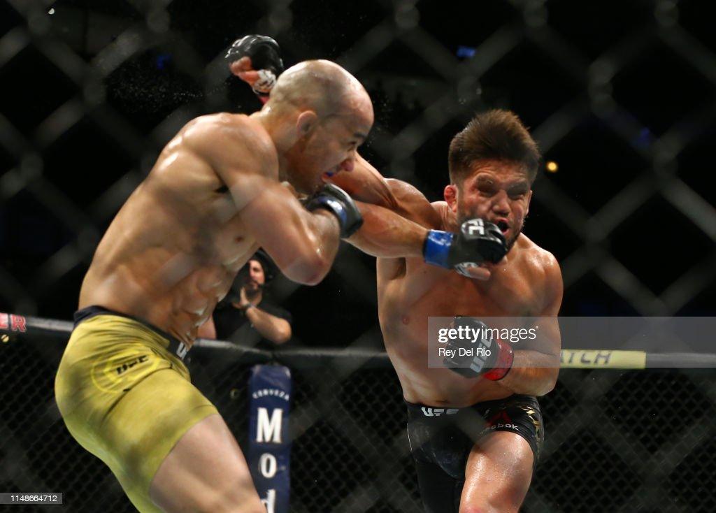 UFC 238 Cejudo v Moraes : News Photo