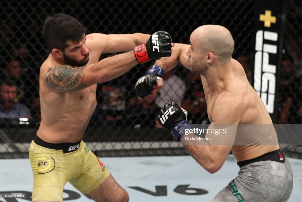 UFC Fight Night: Assuncao v Moraes 2 : News Photo