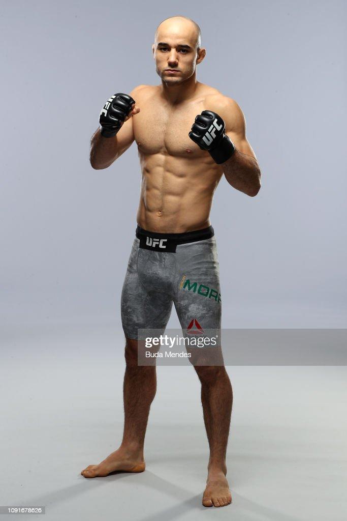 UFC Fighter Portraits - 2019 : News Photo