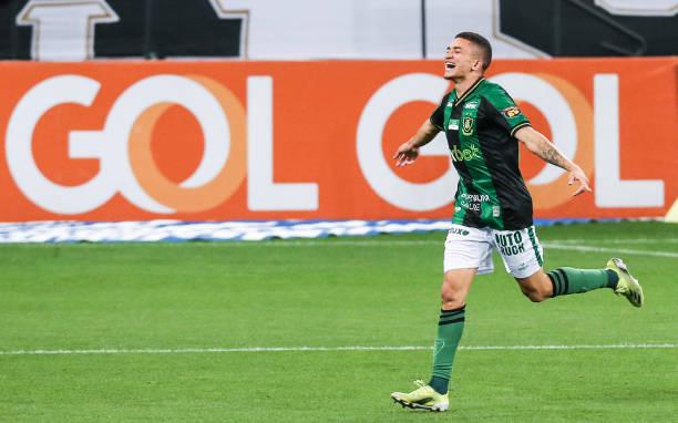 BRA: Corinthians v America-MG - Brasileirao 2021