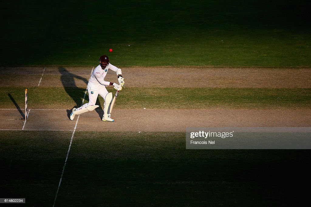 Pakistan v West Indies - 1st Test: Day Three